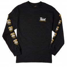 Loser Machine X PBR 12 Pack Long Sleeve T-Shirt - Black