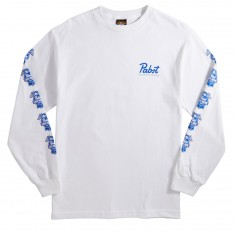 Loser Machine X PBR 12 Pack Long Sleeve T-Shirt - White
