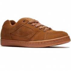 eS Accel OG Shoes - Brown/Gum