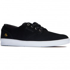 Emerica The Romero Laced Shoes - Black/White