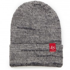 eS Block Beanie - Grey/Heather