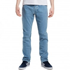 Obey New Threat Denim Pants - Light Indigo