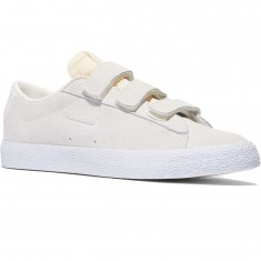 Nike SB X Numbers Zoom Blazer Low AC QS Shoes - Sail/Sail/White