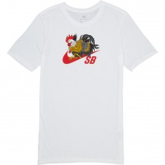 Nike SB Rooster T-Shirt - White
