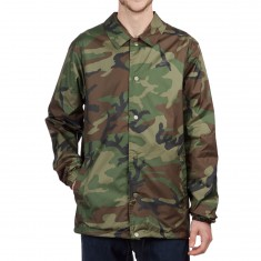 Nike SB Shield Jacket - Medium Olive/Black