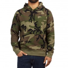 Nike SB Icon Pullover Hoodie - Medium Olive/Black