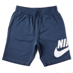 Nike SB Sunday Dry Shorts - Thunder Blue/White