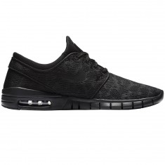 Nike Stefan Janoski Max Shoes - Black/Black/Anthracite