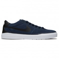 Nike SB Bruin Hyperfeel Shoes - Obsidian/Black/White