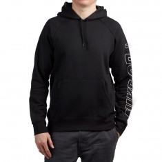 Nike Sb Icon Graphics Hoodie - Black/White