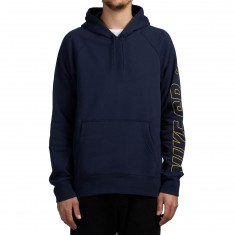 Nike Sb Icon GFX Hoodie - Obsidian/Mineral Gold