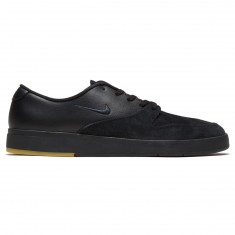 Nike SB Zoom Paul Rodriguez X Shoes - Black/Anthracite/Gum/Light Brown