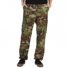 Nike SB X CCS Flex FTM Pants - Medium Olive