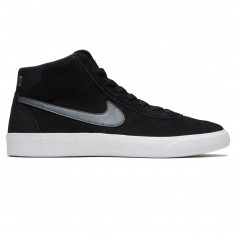 Nike SB Bruin Hi Women's Shoes - Black/Dark Grey/White