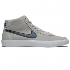 Nike SB Bruin Hi Women's Shoes - Pure Platinum/Obsidian/White