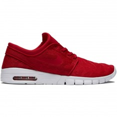 Nike SB Stefan Janoski Max Shoes - University Red/University Red/White