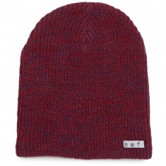 Neff Daily Heather Beanie - Blue/Red