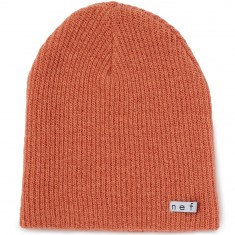 Neff Daily Heather Beanie - Peach/Sand