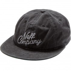 Neff Two Point Oh Hat - Black