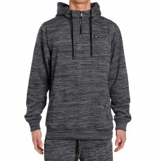 Neff Laxed Hoodie - Black Heather