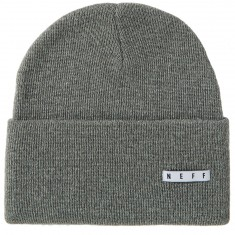 Neff Lawrence Beanie - Charcoal Heather