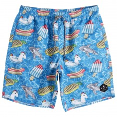 Neff Daily Hot Tub Shorts - Day Pool Party