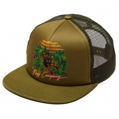 Neff Orphan Trucker Hat - Olive