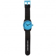 Neff Daily Watch - Black/Cyan/Woven