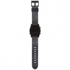 Neff Daily Digital Watch - Black Wash/Black