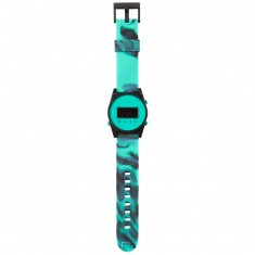 Neff Daily Digital Watch - Teal Wash/Black/Teal