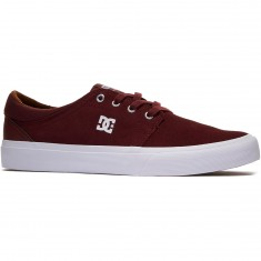 DC Trase S Shoes - Ox Blood