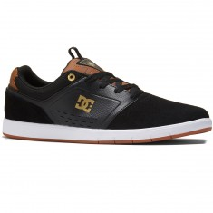 DC Cole Signature Shoes - Black/Brown/White