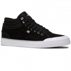 DC Evan Smith Hi Shoes - Black/White