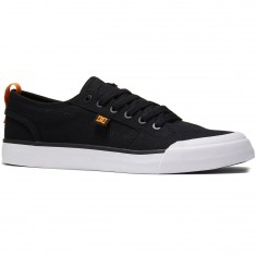 DC Evan Smith TX Shoes - Black/Orange