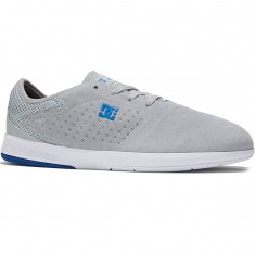 DC New Jack S Shoes - Grey/Blue