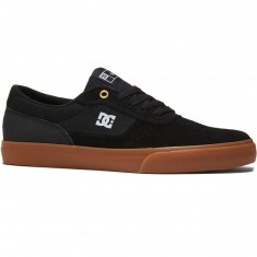 DC Switch S Shoes - Black/Black/Gum