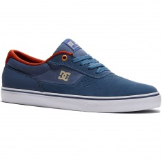 DC Switch S Shoes - Vintage Indigo