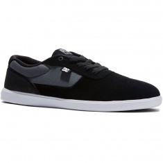 DC Switch S Lite Shoes - Black/Charcoal