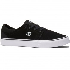 DC Trase S Shoes - Black/White/White