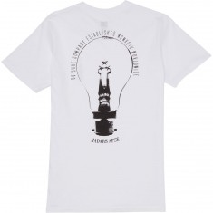DC Madars Bulb T-Shirt - Snow White