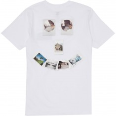 DC Wes Smile T-Shirt - Snow White