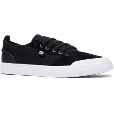DC Evan Smith S Shoes - Black/Black/White
