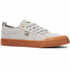 DC Evan Smith TX Shoes - Grey/Gum - 10.0