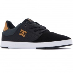 DC Plaza TC S Shoes - Black/Tan