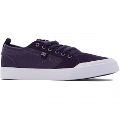 DC Evan Smith Shoes - Purple/White - 10.0
