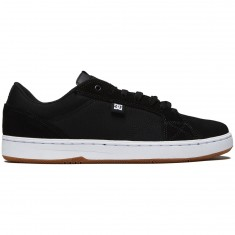 DC Astor Shoes - Black/White/Gum