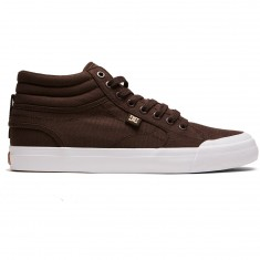 DC Evan Smith TX Shoes - Chocolate