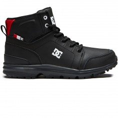 DC Torstein Boots - Black/Athletic Red/White