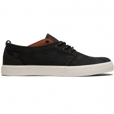 DC Studio 2 LE Shoes - Black/Dark Chocolate