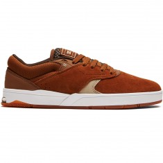 DC Tiago S Shoes - Brown/Tan